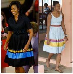 Michelle Obama Sophie