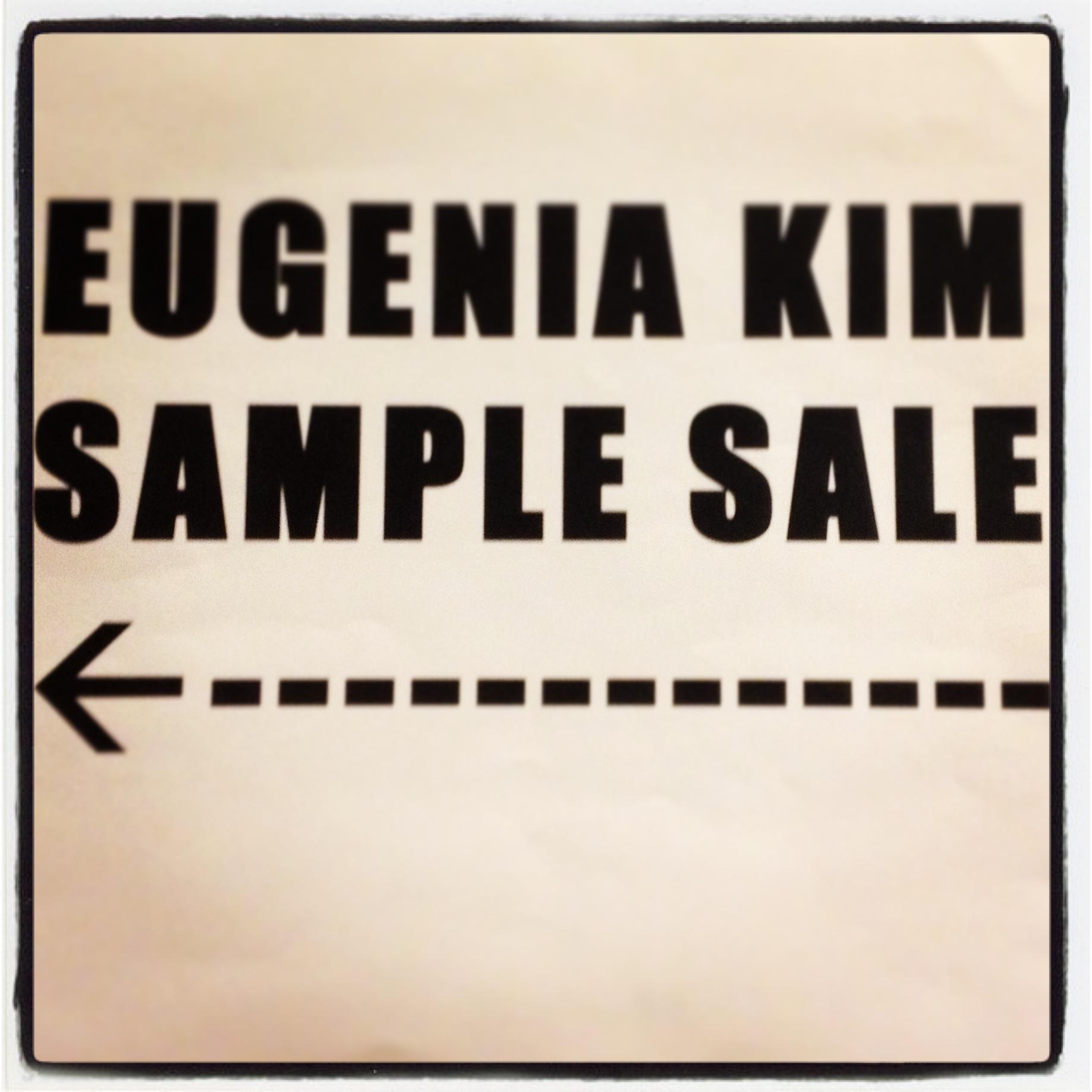 Sample Sales | fashionmomix